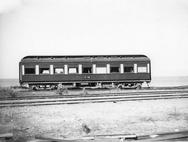 Special car AFR 27 photographed at Port Augusta, circa 1930
