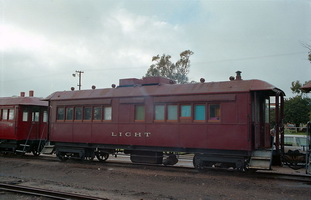 Car Light at Quorn 1.9.1985