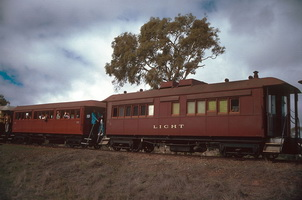 19.5.1986 Pichi Richi Railway Light car
