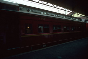 4<sup>th</sup> October 1986,1BCE passenger end