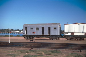 6<sup>th</sup> April 1987,Port Augusta W22 on R336 and body 5134 on R2603
