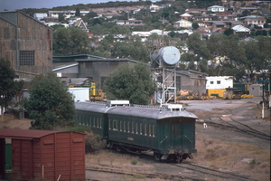 7.4.1987 Port Lincoln Alberga and Coonatto cars