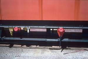 8<sup>th</sup> April 1987,Sulphide street car 304 water filler pipes