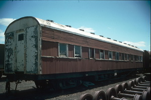 8.10.1988,Quorn Pichi Richi Railway NAR73 sleeper