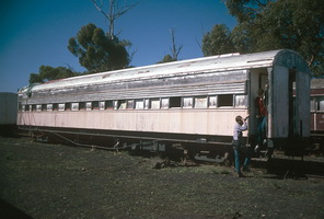 25.3.1989,Pichi Richi Railway workshop sleeper NRCA47