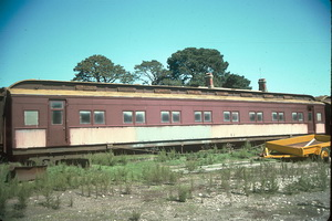 23<sup>rd</sup> April 1989,Maldon sitting car 18AE