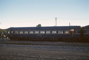 7<sup>th</sup> June 1991,Tailem Bend <em>Werribee</em> sleeping car