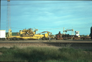 29<sup>th</sup> April 1992,Spencer Junction - accident train AZXF1 with grader + XR93