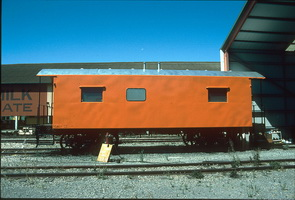 28.1.1996 Port Dock - ESV 8131 painted orange