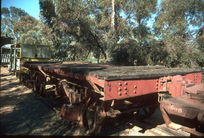 7.10.1996 Port Augusta - Homestead Park - RS 404 4-wheel flat