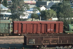 7.10.1996 Port Augusta - ACBY 1152 - Tea and sugar train use only - CR on side