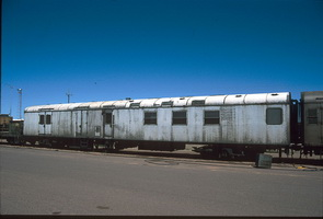 8.10.1996 Port Augusta - AVDP 189 brake van