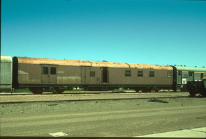 8.10.1996 Port Augusta - AVDP 279 brake van