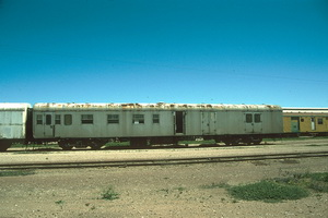 8.10.1996 Port Augusta - AVDP363 brake van