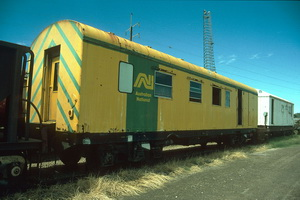 18.12.97 Port Pirie - AVEP356 - green and gold livery