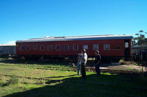 9.8.2002,Quorn - NAR73 sleeping car
