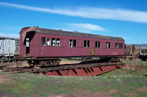 9<sup>th</sup> August 2002,Quorn - car 305