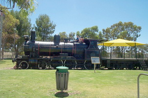9<sup>th</sup> November 2002,Tailem Bend - Rx201 in park