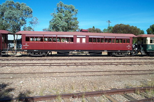 20<sup>th</sup> April 2003,Quorn - PRR - car 207