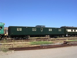 28<sup>th</sup> December 2003,National Railway Museum - Port Adelaide - &quot;Behind the Scenes Weekend&quot; - brake 276