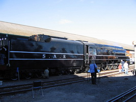 23<sup>rd</sup> April 2005,National Railway Museum,Behind the scenes weekend - 523 Essington Lewis