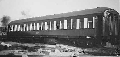 "Exterior view of ""BRA 70"" - date unknown"