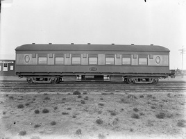 AF 49 photographed at Parkeston, Western Australia in the late 1920s