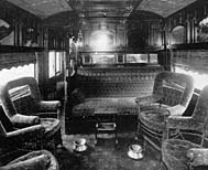 Joint Stock Sleeping car smoking saloon