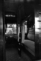 Sleeping Car Onkaparinga sleeping compartment as built, circa 1911