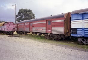 2 CO sitting at WCR Ballarat East in 2003