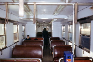 12.2.1996,Interior of 373 at Glanville