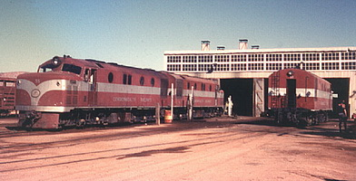 29 March 1970,NSUs 55, 59 and 51 at Alice Springs
