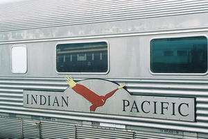 2.04.2004,Keswick - Indian Pacific Logo Board